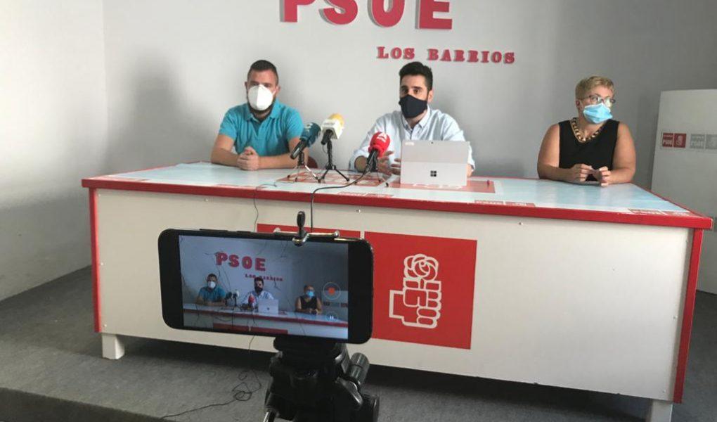 El PSOE expone en la Junta de Portavoces su preocupación por la falta de control sanitario de los posibles contagios de COVID19 en el municipio