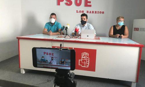 Perea define la marcha de Gil como síntoma de debilidad del Equipo de Gobierno