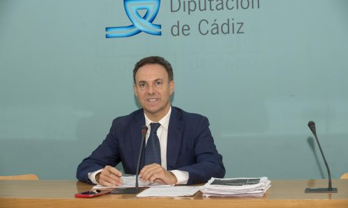 El Ayuntamiento de Los Barrios se beneficia del Plan INVIERTE COVID de la Diputación de Cádiz