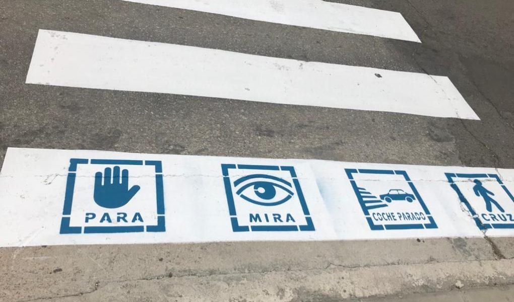 Los socialistas pedirán en el pleno de septiembre la inclusión de pictogramas en los pasos peatonales para mejorar la seguridad de los afectados de TEA